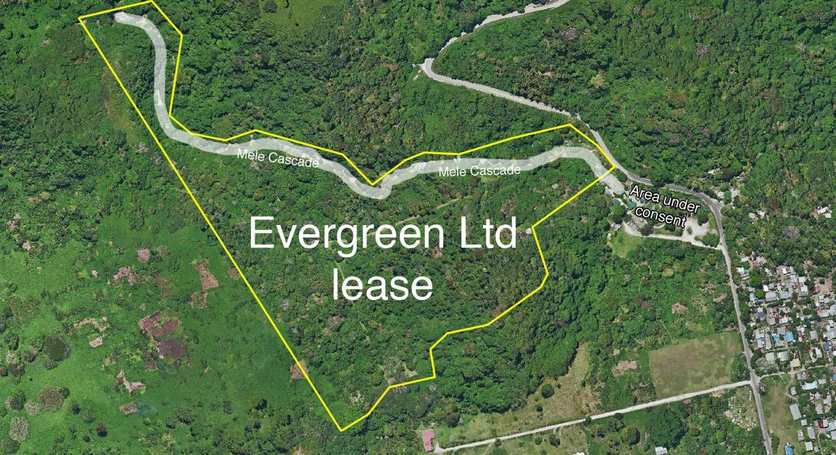 Evergeen lease