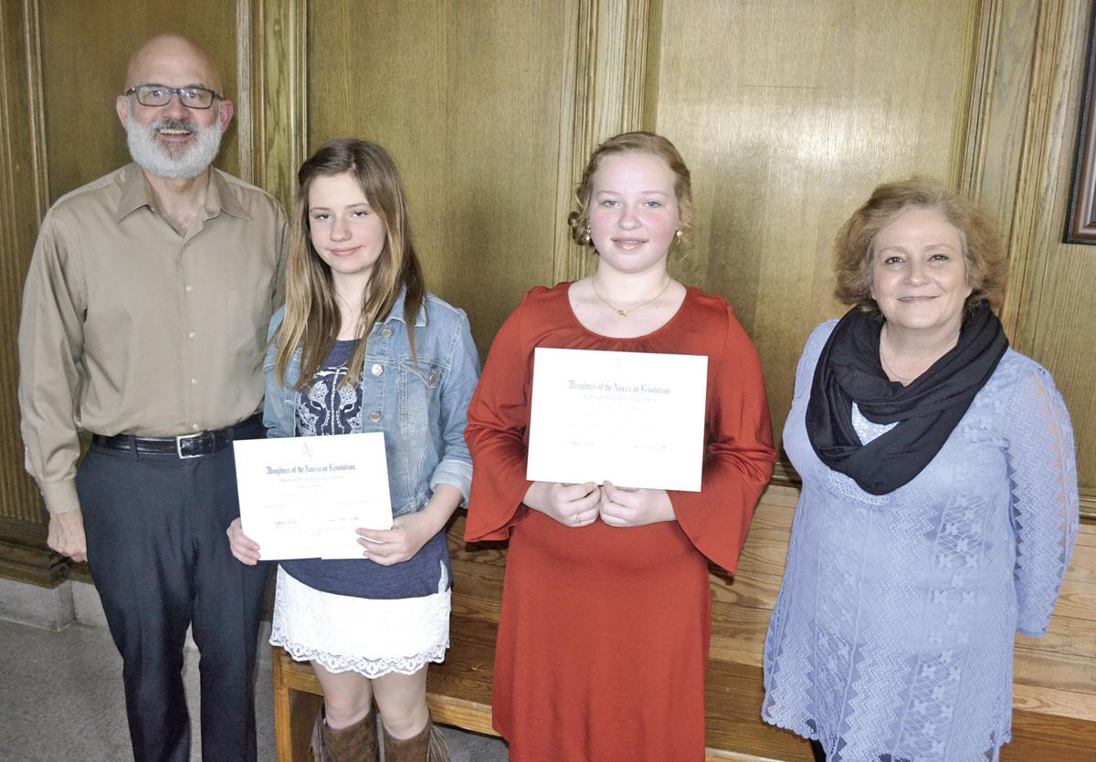 Three students win local American History Essay Contest   MLive com