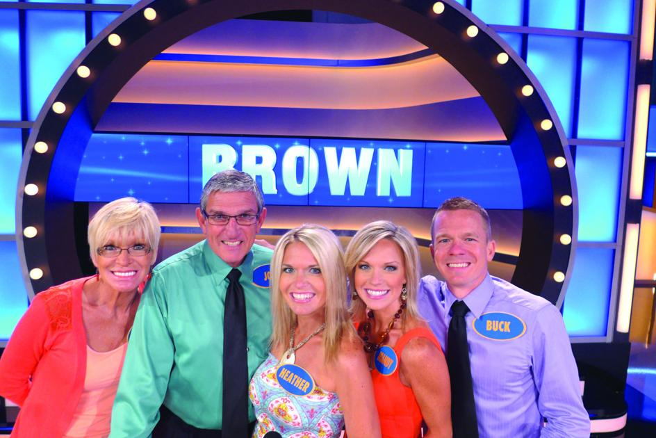 Brown Family Competes On Family Feud Next Tuesday News