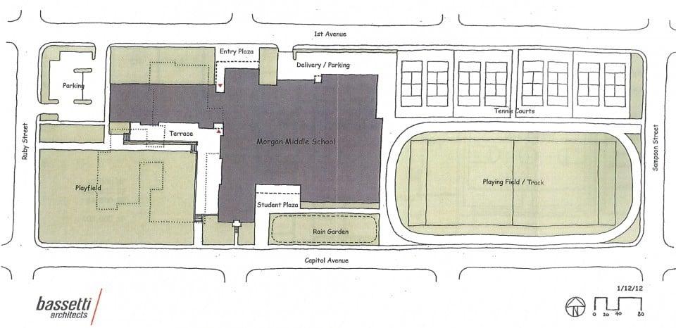 Ellensburg school district morgan plans not cost for Cost effective building design