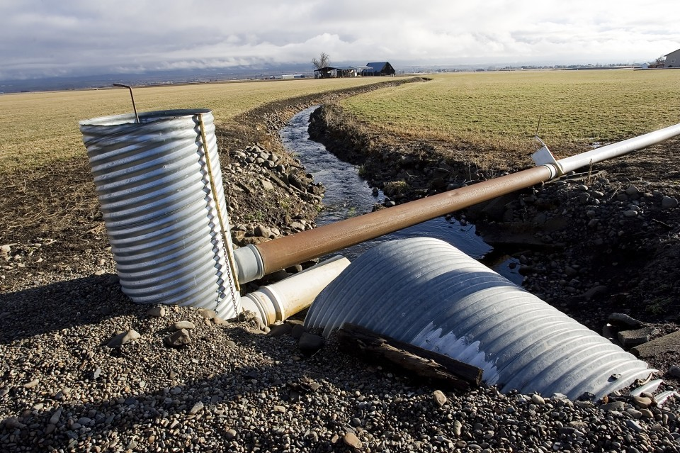 Water: Kittitas County agriculture jobs hang in the ...