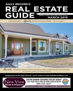 Real Estate Guide Mar. 2015