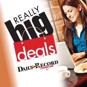 Really Big Deals!