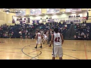Garrett Hull's game-winner against Grandview