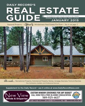 Real Estate Guide Jan. 2015