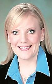 Sen. Jenea Holmquist Newbry