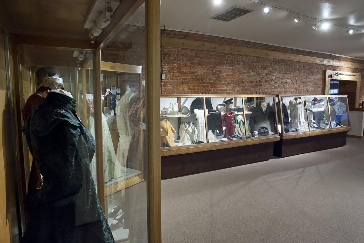 Museum opens exhibit with clothing from the late 1800s  Members  dailyrecor