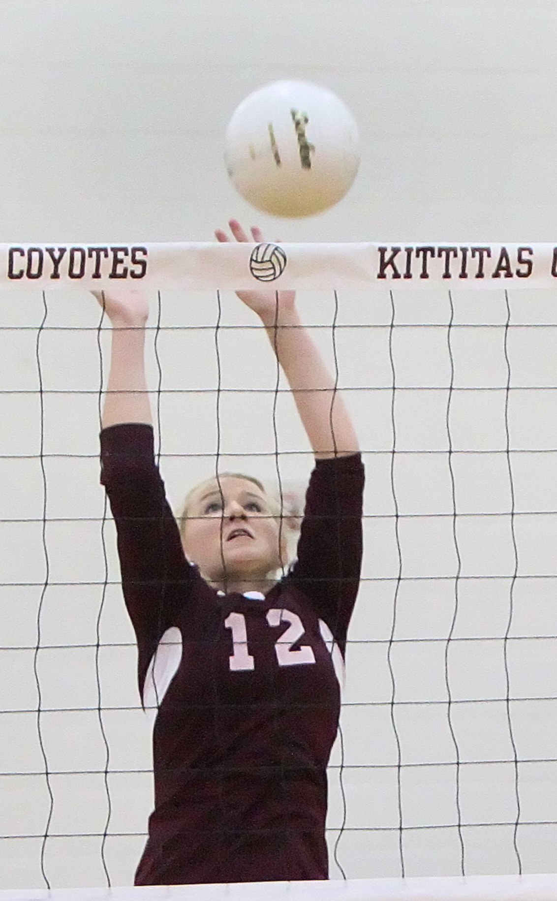 Prep roundup Kittitas High School volleyball tops Wahluke 3 1, evens record