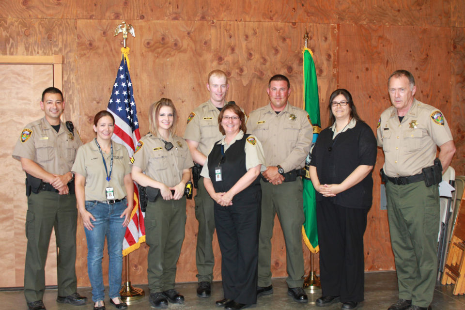 Staff shuffle at Kittitas County Sheriff's Office  Inbrief  dailyrecordnews