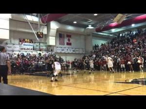 Dom Williams' game-winner against rival Western Washington