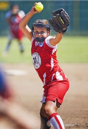 10U softball regionals: Day 2