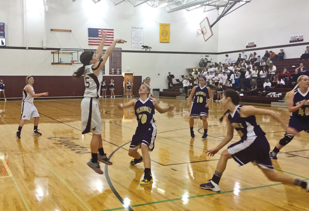 Prep basketball Kittitas High School girls basketball improves to 4 0 after