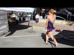 Hoop dancing in Ellensburg
