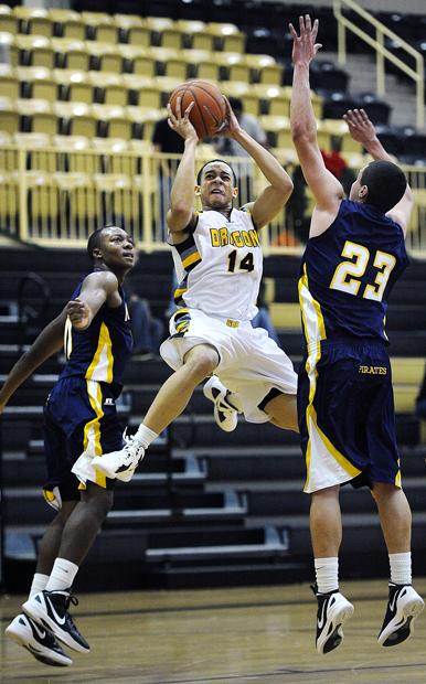 Nacogdoches v Pinetree Basketball