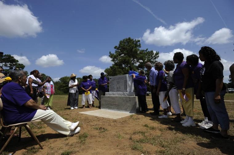 School Monument Dedication