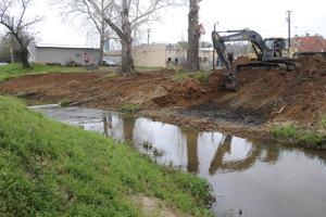 Banita Creek Cleanup