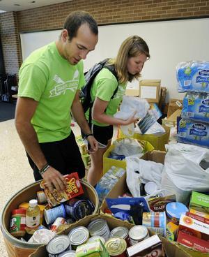 Hunger Jacks Food Donation
