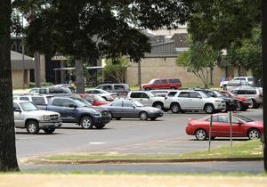 Quiet at Nacogdoches High School