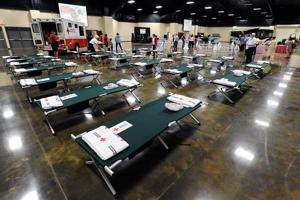 Civic Center-Emergency Shelter Grand Opening