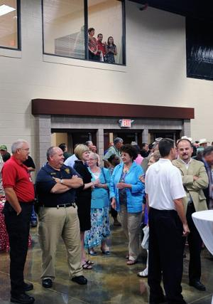 Civic Center and Emergency Shelter Grand Opening