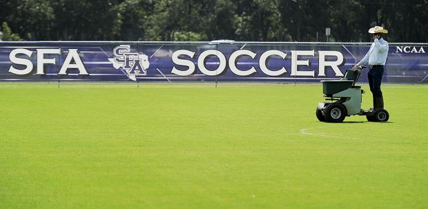 Soccer Field Maintenance