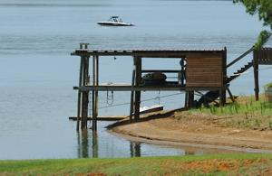 Lake Nacogdoches Levels