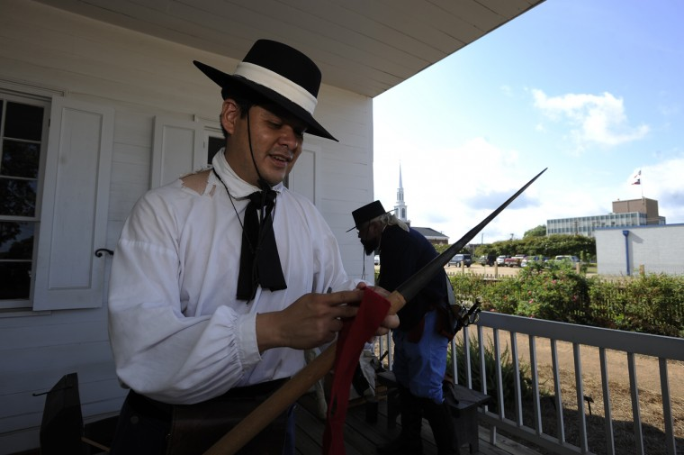 Gutierrez-Magee Expedition Reenactment