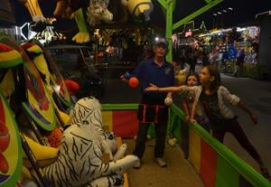 Spring Carnival at Expo Center