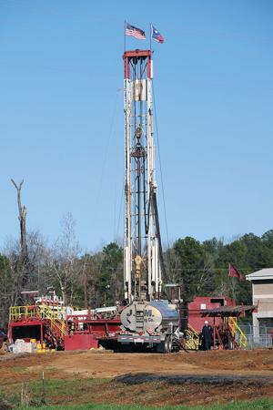 Nacogdoches City Water Projects