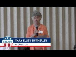 Kerr County Commissioner Precinct 1 | 2016 Candidate Forum