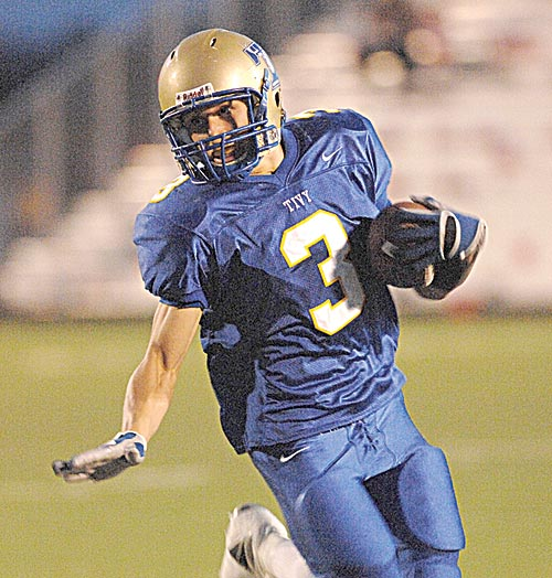 2008 All-Hill Country MVP