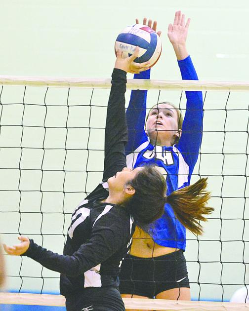 Comfort volleyball tournament action - Daily Times: Sports - Comfort ...