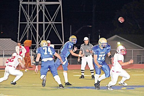 Antlers bounce back