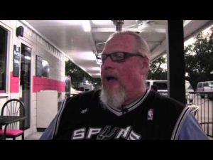 From the Heart: Spurs Super Fan Graham Warwick