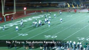 No. 7 Tivy vs. Kennedy