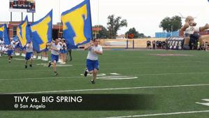 Tivy vs. Big Spring