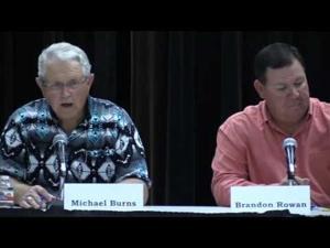 League of Women Voters | Ingram Mayor Forum 2016