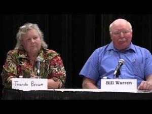League of Women Voters | Ingram Alderman Forum 2016