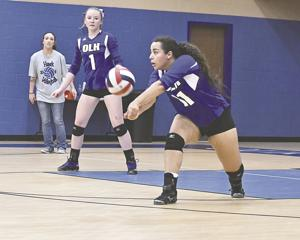Veritas has no defense for Lady Hawks - Daily Times: Promotions ...