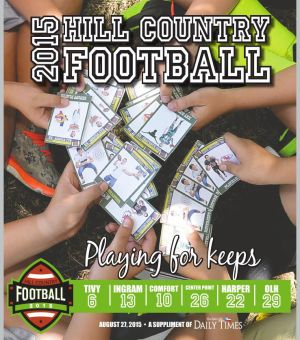 Hill Country Football Preview