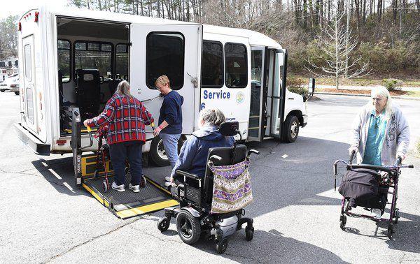 need ride florissant local elderly resdient transportation