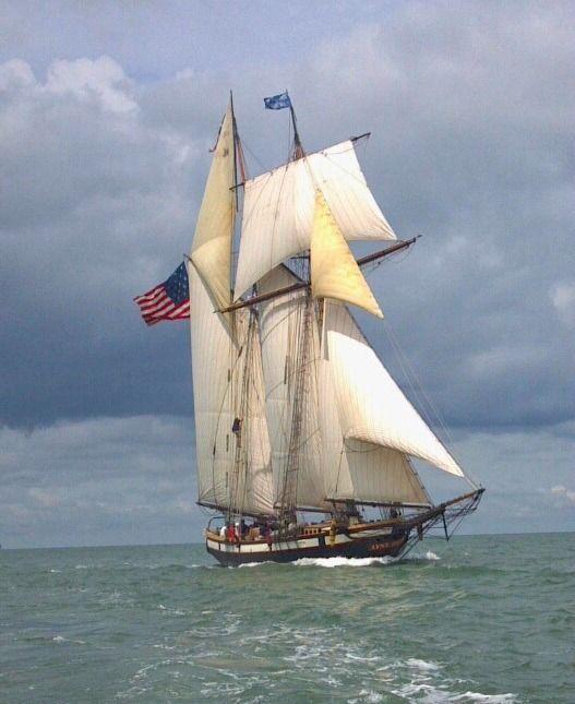 U.S. Naval Academy's schoolhouse-at-sea sets sail