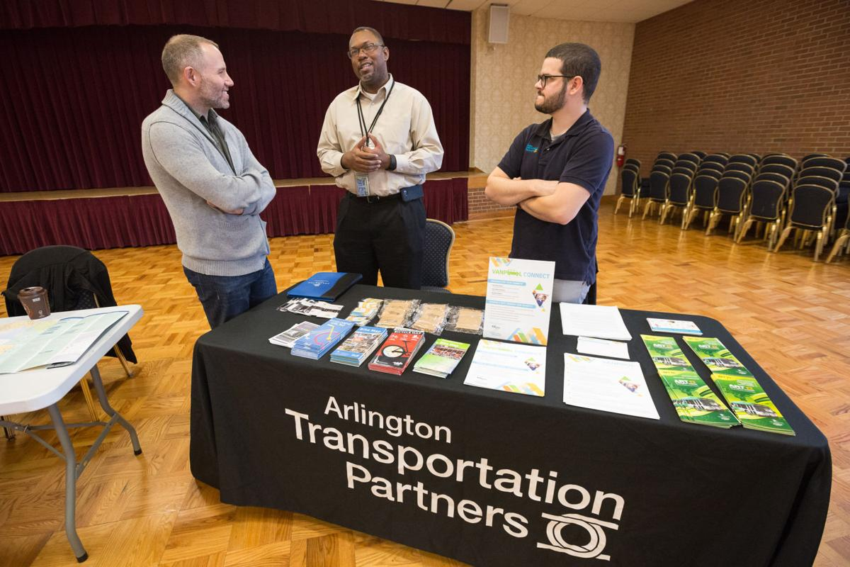 commuter fair seeks to make getting to from joint base. Black Bedroom Furniture Sets. Home Design Ideas