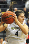 Prep girls basketball: Bulldogs start slow but pick up steam in home rout