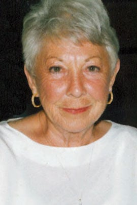 Barbara Jean Egbert