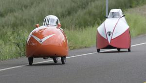 From the Past: Left Coast Velomobile Gathering