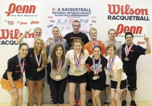 OSU racquetball: Program accomplishes historic feat with sweep of team titles : Beavers Sports