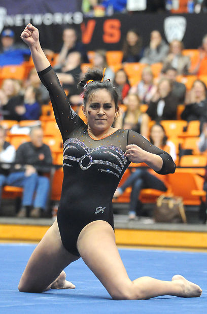 state games of oregon gymnastics meet