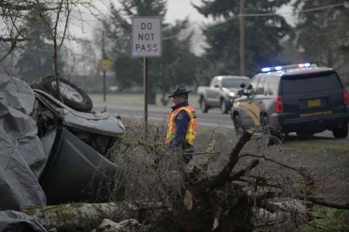 Albany Oregon Car Accident