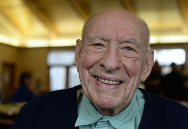 Corvallis Centenarian owes long life to oatmeal, Coke and luck